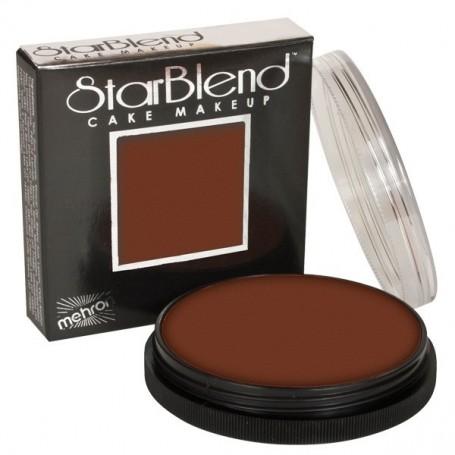 StarBlend Cake Make Up 56g - Sable Brown