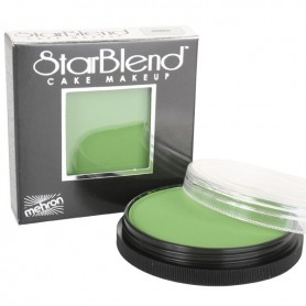 StarBlend Cake Make Up 56g - Green