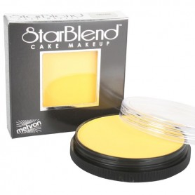 StarBlend Cake Make Up 56g - Yellow