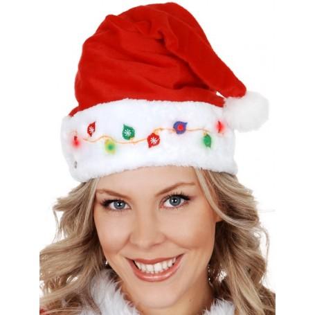 Santa Hat Light-up - Christmas Lights