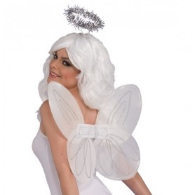 Angel Wings & Halo Set