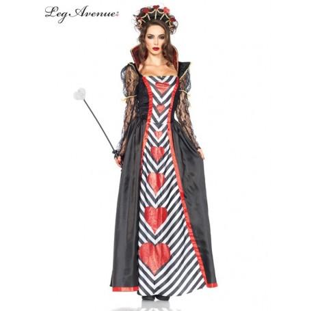 Wonderland Queen Women's Costume
