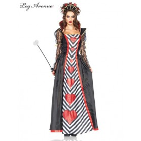 Wonderland Queen Women's Costume