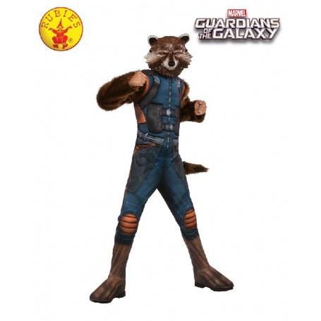 Rocket Raccoon Deluxe Child - Large