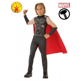 THOR Costume Child - Small 6-8