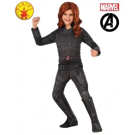 Black Widow Deluxe Costume - Medium