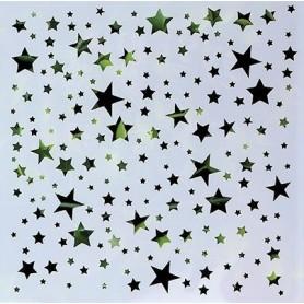 Stencil - Stars