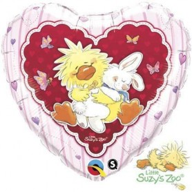 Valentine Little Suzy's Zoo in Love