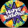Happy Birthday Radiant Blast