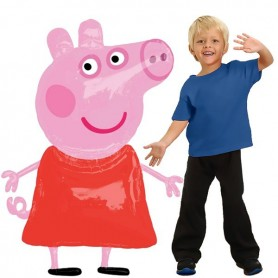Airwalker - Peppa Pig (size 91cm x 121cm)
