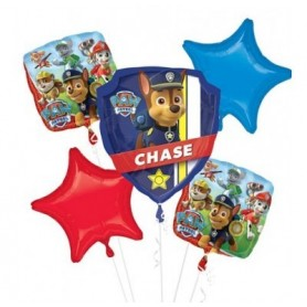 Paw Patrol Bouquet kit - 5x Pack