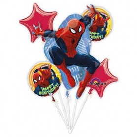 Spider-Man Bouquet kit - 5x Pack
