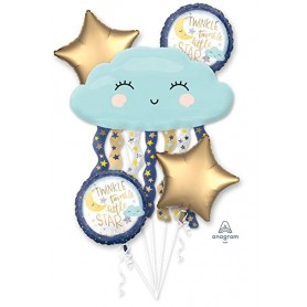 Twinkle Twinkle Little Star Bouquet kit - 5x Pack