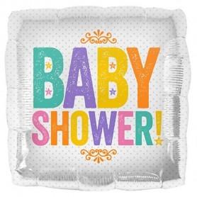 Baby Shower - Foil Balloon 18in.
