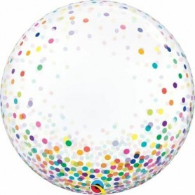 Deco Bubble - Colourful Confetti