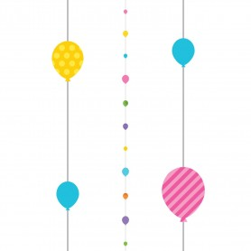 Brights Balloon Fun Strings