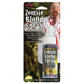 Zombie Blood Spray - 60mL