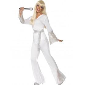 70S Disco Lady Costume
