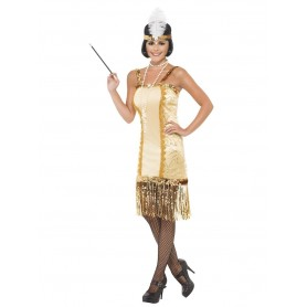 Charleston Flapper Costume