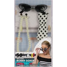 Decades Instant Kit - 50s Bobby Girl