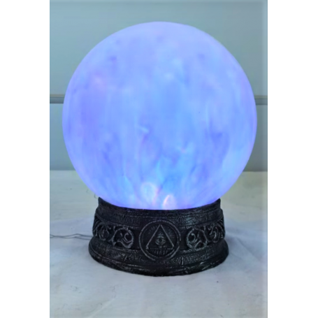 Mystical Crystal Ball - Lights and Sound