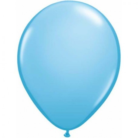 Standard Pale Blue Latex Balloons