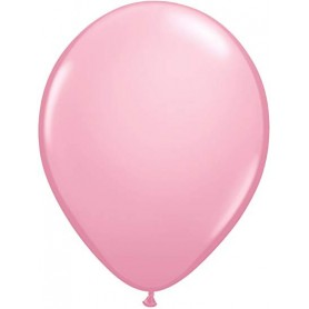 Standard Pink Latex Balloons
