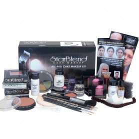 All-Pro Starblend Make Up Kits