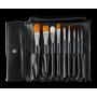 Makeup Professional Brush Case - Mehron