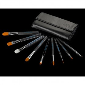 Mehron Makeup Paradise AQ Brush Set
