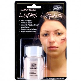 Liquid Latex  - Light Flesh 30ml (carded)