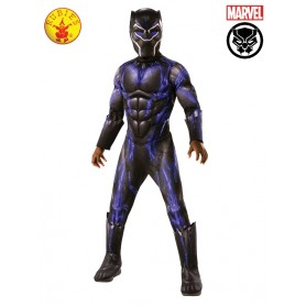 Black Panther Battle Suit Deluxe - Child