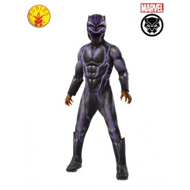 Black Panther Battle Suit Super Deluxe