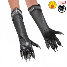 Black Panther Claw Gloves - Child