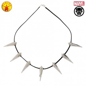 Black Panther Teeth Necklace