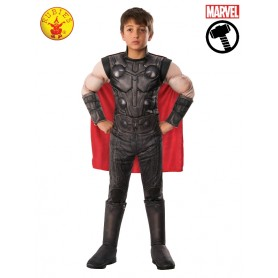 THOR Deluxe Costume Child - Years 3-10