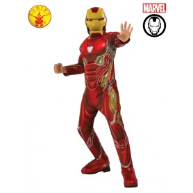 Iron Man Deluxe Costume - Child