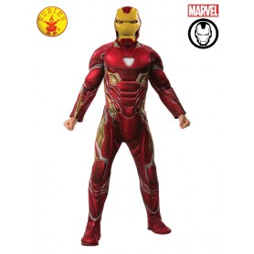 Iron Man Deluxe Costume - Adult
