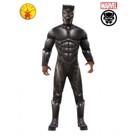 Black Panther Deluxe Costume - Adult