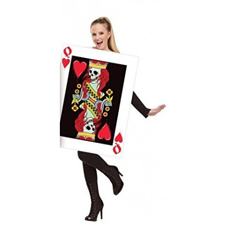 Queen of Hearts - Costume