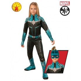 Captain Marvel Classic Kree Suit