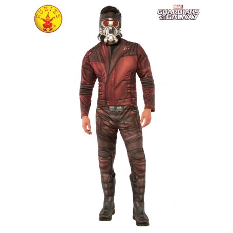 Star Lord Gardians of the Galaxy Deluxe Costume - Adult