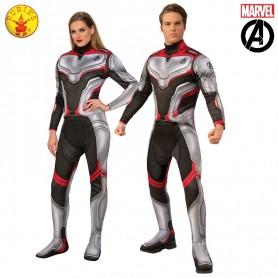 Avengers 4 Deluxe Unisex Team Suit