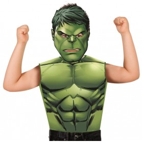 HULK Party Time Dress Up Set - Child 3-6 YRS