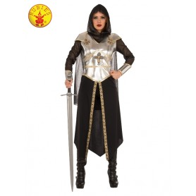 Medieval Warrior Woman - Adult