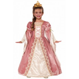 Victorian Rose Princess Deluxe Costume Child