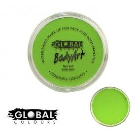 LIME GREEN - Global Body Art 32g