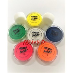 Freaky FX's Global Face Paint Party Kit - Neons