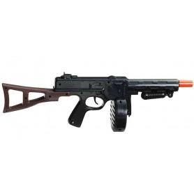 Gangster Black Tommy Gun - Roaring 20's