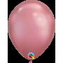 "Qualatex 11"" Round Latex Balloon - Chrome Mauve"